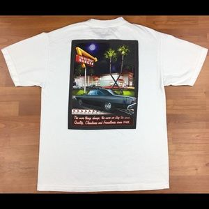 2010 In-N-Out Burger 2-Sided Graphic Men's T-Shirt